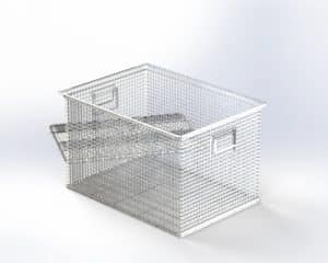 Precision Cleaning Basket