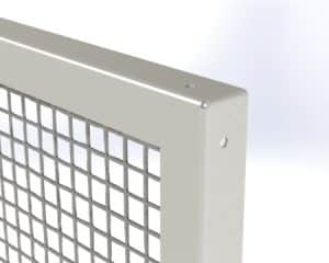 Stainless Steel Safety Guard